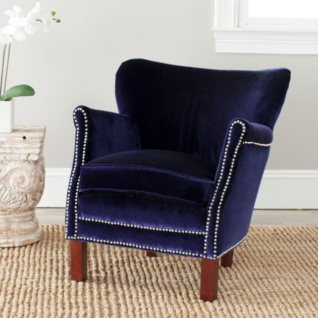 Fantastic Royal Blue Accent Chair Pictures