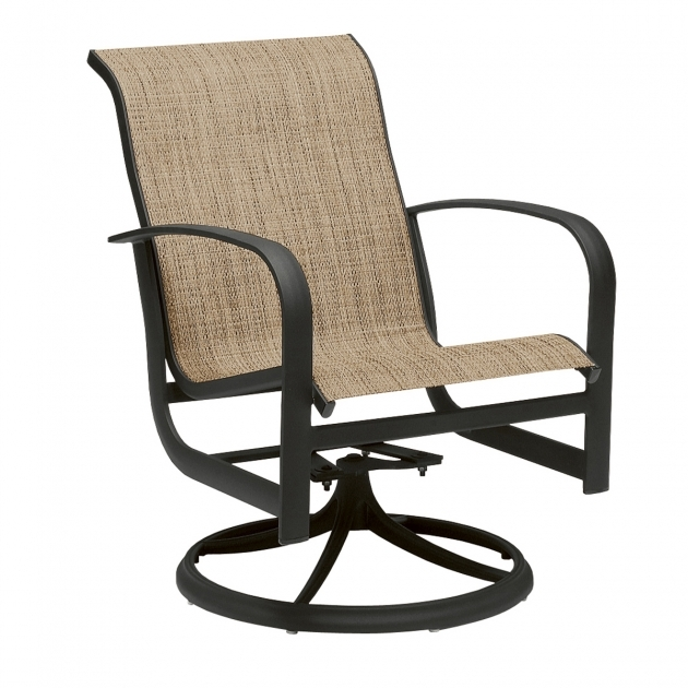 Fantastic Sling Swivel Rocker Patio Chairs Picture