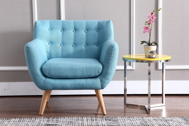 Fantastic Turquoise Accent Chairs Pic
