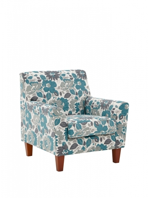 Fascinating Aqua Accent Chair Pic
