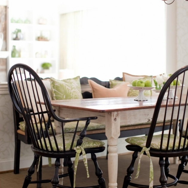 Fresh Country Kitchen Chair Cushions Pics