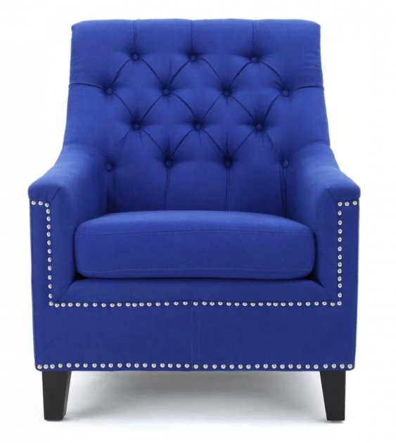 Fresh Royal Blue Accent Chair Pictures