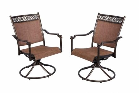 Sling Swivel Rocker Patio Chairs