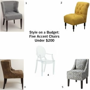 Small Accent Chairs For Bedroom