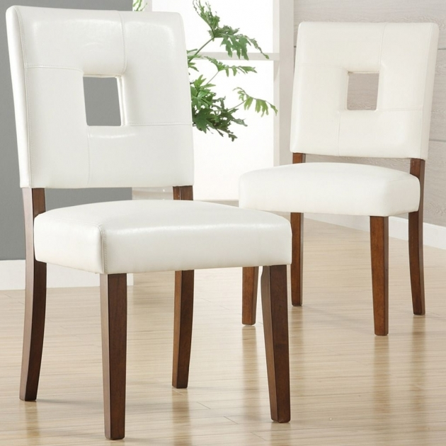 Glamorous Cheap White Kitchen Chairs Picture