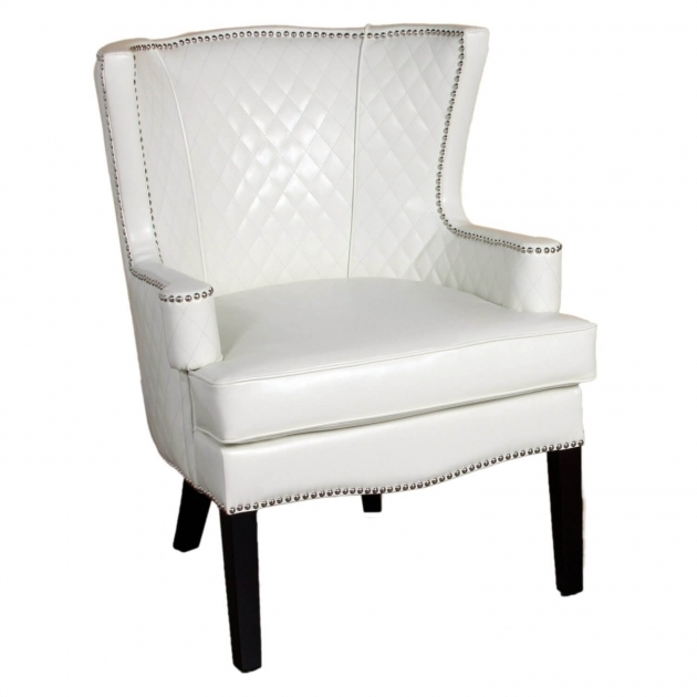 Glamorous Leather Accent Chairs With Arms Photos