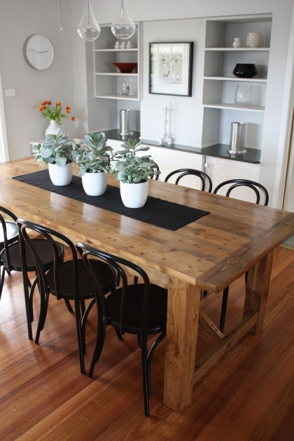 Glamorous Rustic Kitchen Tables And Chairs Photo