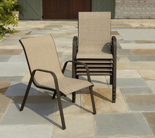 Glamorous Slingback Patio Chairs Pictures