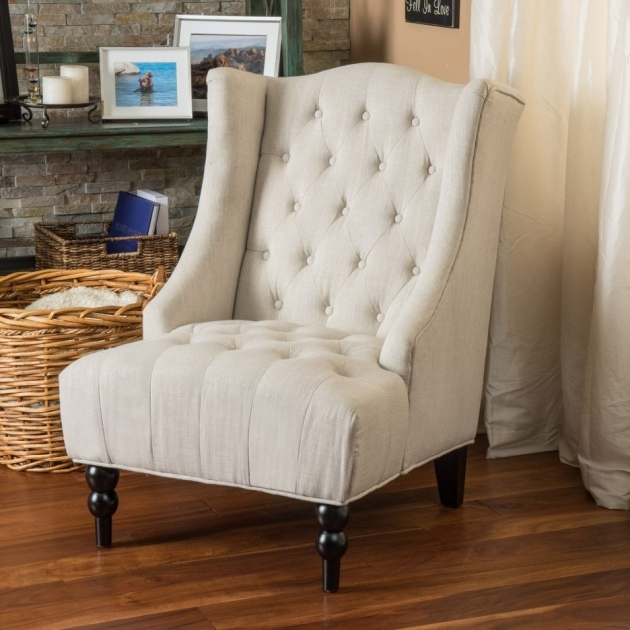 Good Cream Colored Accent Chairs Pics