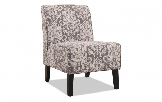 Good Damask Accent Chair Image