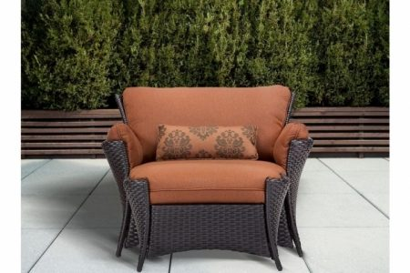 Patio Chairs With Ottoman