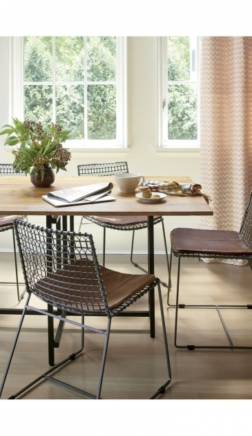 Gorgeous Crate And Barrel Kitchen Chairs Photo