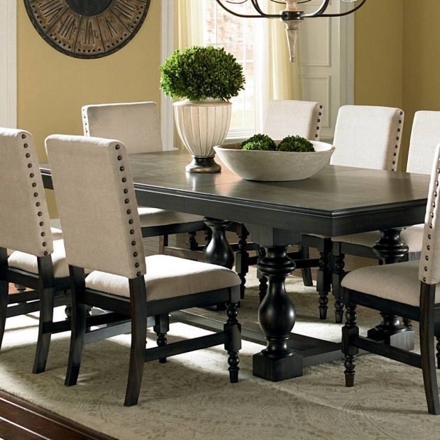 Gorgeous Rectangle Kitchen Table And Chairs Image