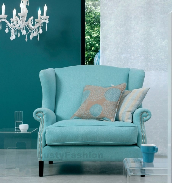 Great Accent Chairs Turquoise Pic
