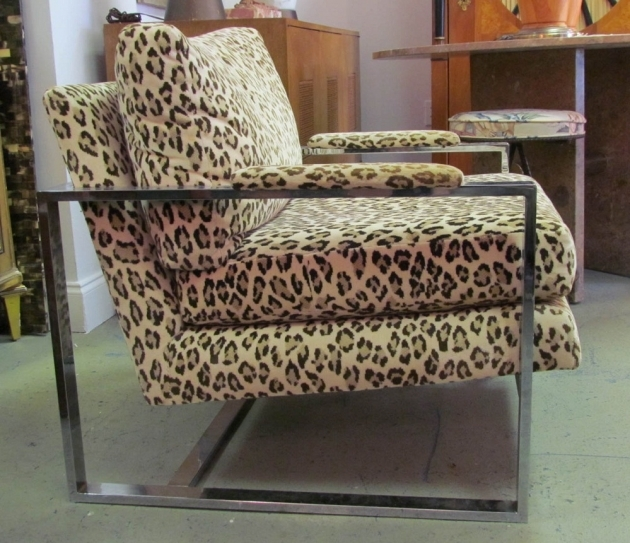 Incredible Animal Print Accent Chairs Picture