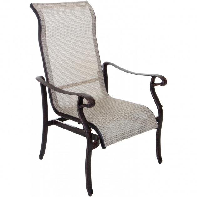 Incredible Slingback Patio Chairs Pictures