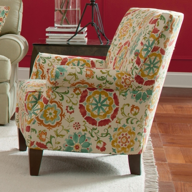 Incredible Upholstered Accent Chairs With Arms Pictures