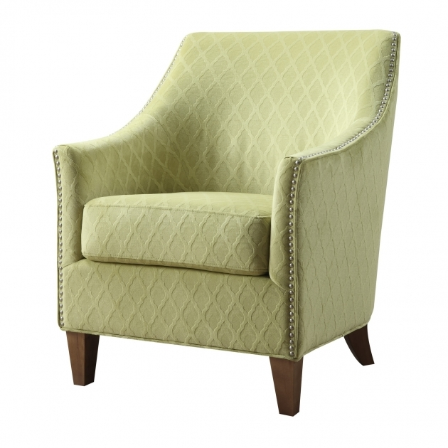 Inspiring Lime Green Accent Chair Picture