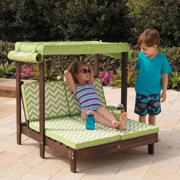 Interesting Child Patio Chair Image