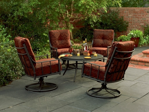 Interesting Swivel Patio Chairs Clearance Photos