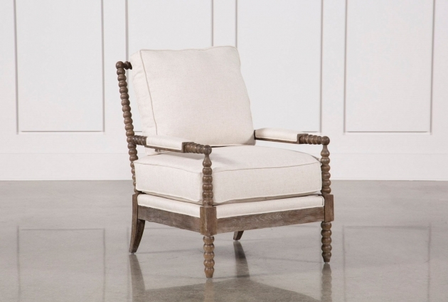 Luxurious Accent Chair With Writing On It Pic
