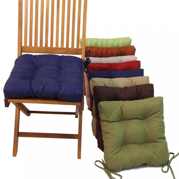 Luxurious Custom Patio Chair Cushions Image