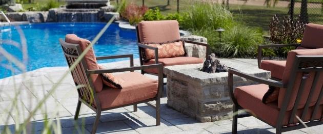 Luxury Custom Patio Chair Cushions Image