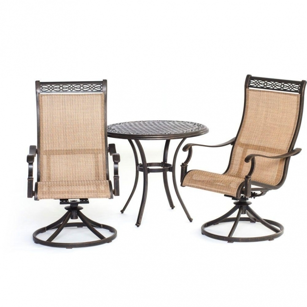 Luxury Slingback Patio Chairs Pictures