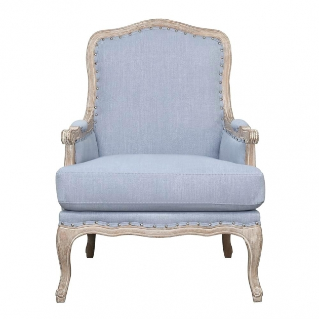 Marvelous Light Blue Accent Chairs Photos