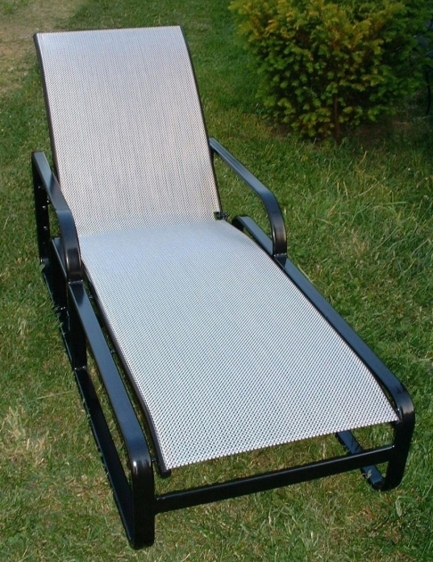 Marvelous Patio Chair Sling Replacement Photo