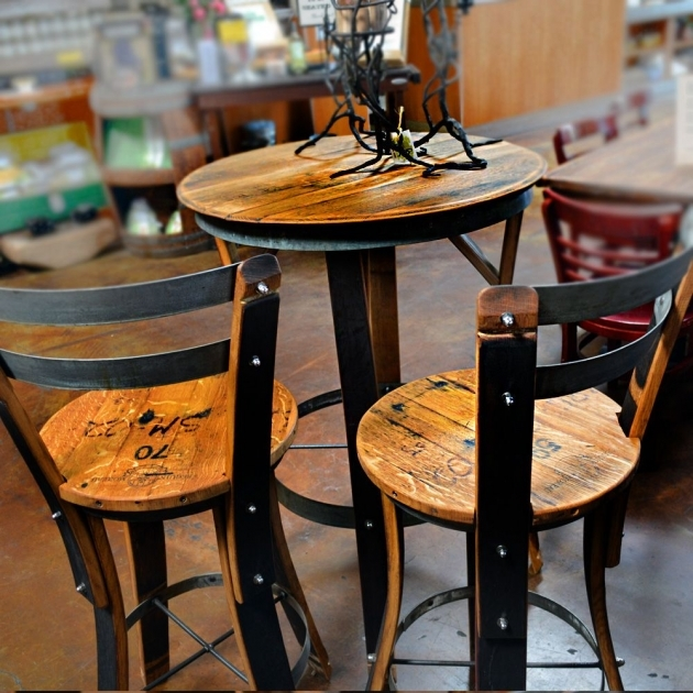 Marvelous Patio Tall Table And Chairs Images