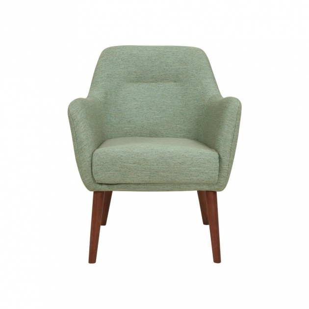 Mesmerizing Green Accent Chair With Arms Photo