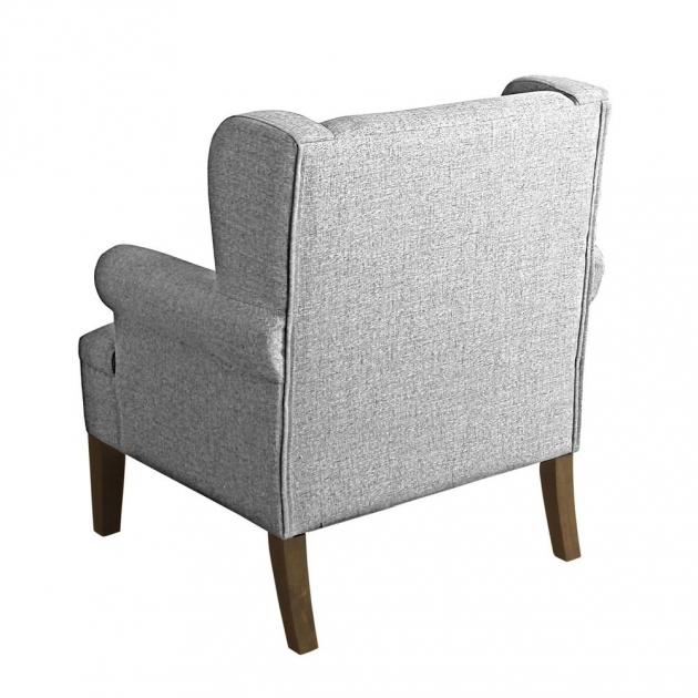 Mesmerizing Light Gray Accent Chairs Image