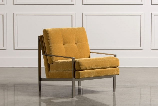 Mesmerizing Mustard Yellow Accent Chair Image