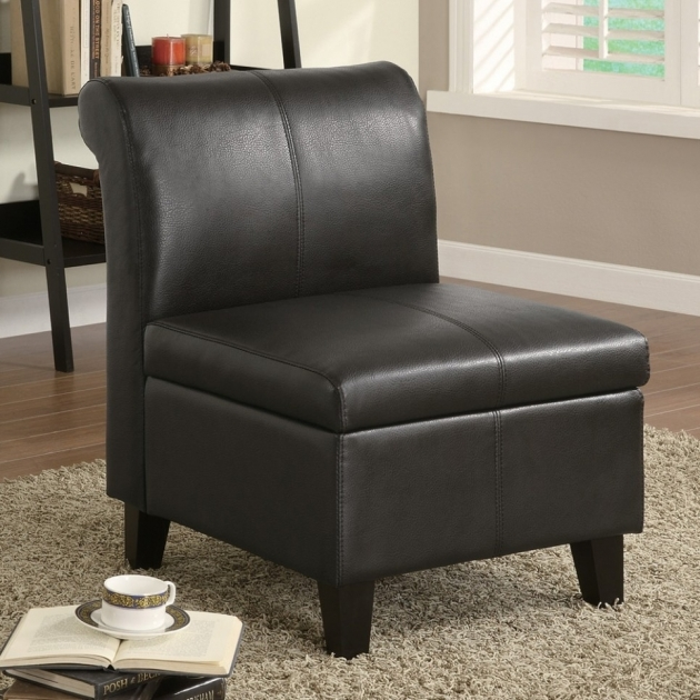 Mesmerizing Small Leather Accent Chairs Pics
