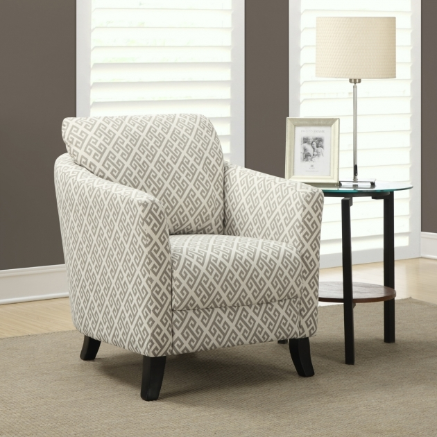Most Inspiring Grey Patterned Accent Chair Pictures