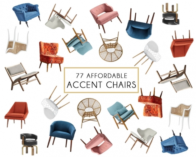 Most Inspiring Inexpensive Accent Chairs Photo