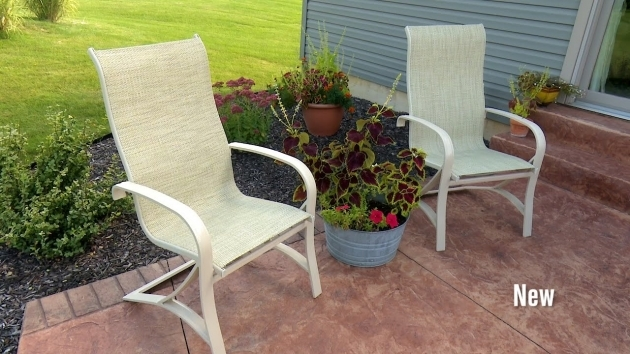 Most Inspiring Patio Chair Sling Replacement Photos