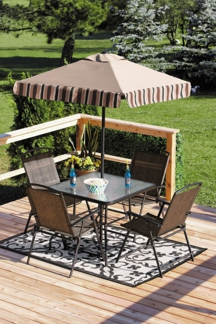 Most Inspiring Patio Table And Chairs Walmart Pictures