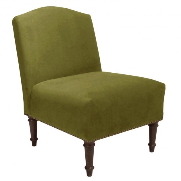 Nice Armless Accent Chair Slipcover Ideas