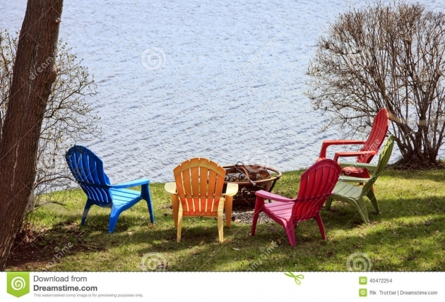 Nice Colorful Patio Chairs Ideas