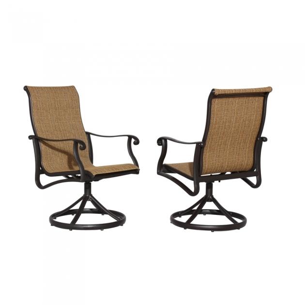 Nice Slingback Patio Chairs Ideas