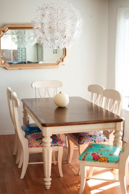 Outstanding How To Reupholster Kitchen Chairs Ideas