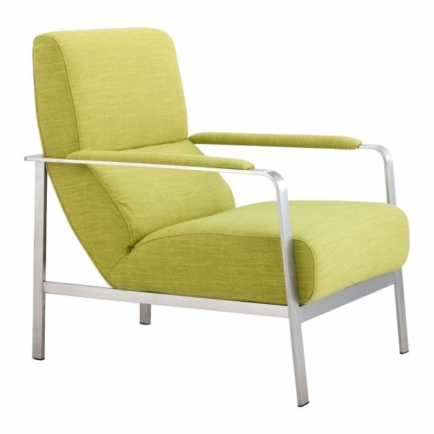 Outstanding Lime Green Accent Chair Picture
