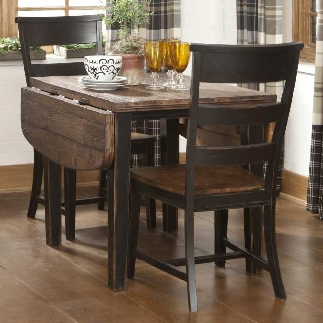 Outstanding Rustic Kitchen Tables And Chairs Image