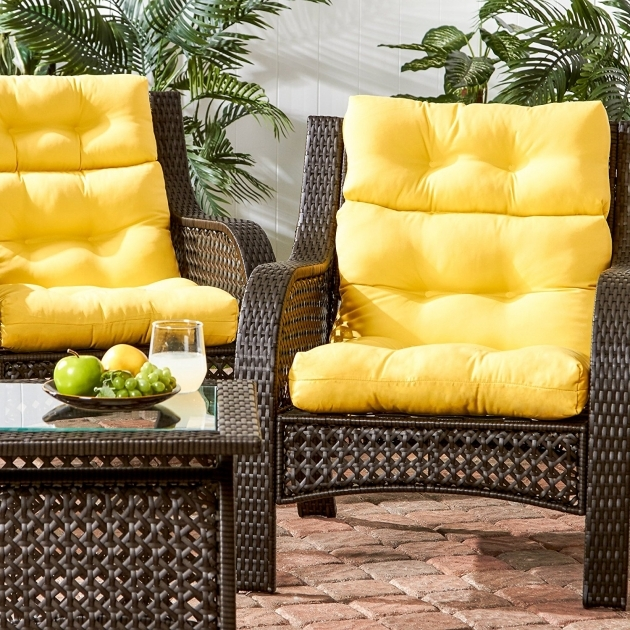 Outstanding Yellow Patio Chairs Images