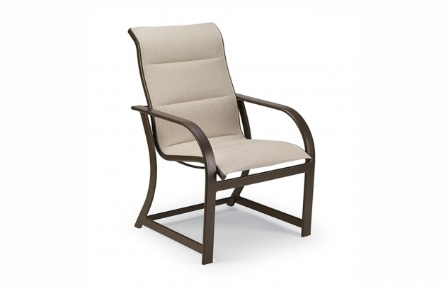 Popular High Back Sling Patio Chairs Photo