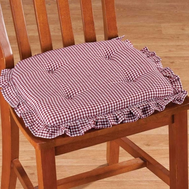 Popular Kitchen Chair Cushions Non Slip Photo