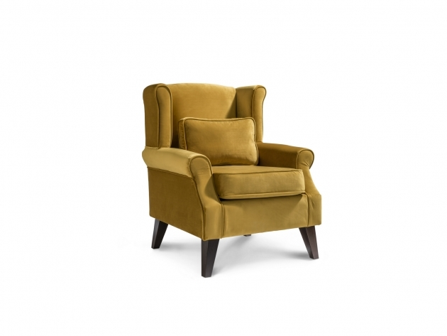 Popular Mustard Accent Chair Picture