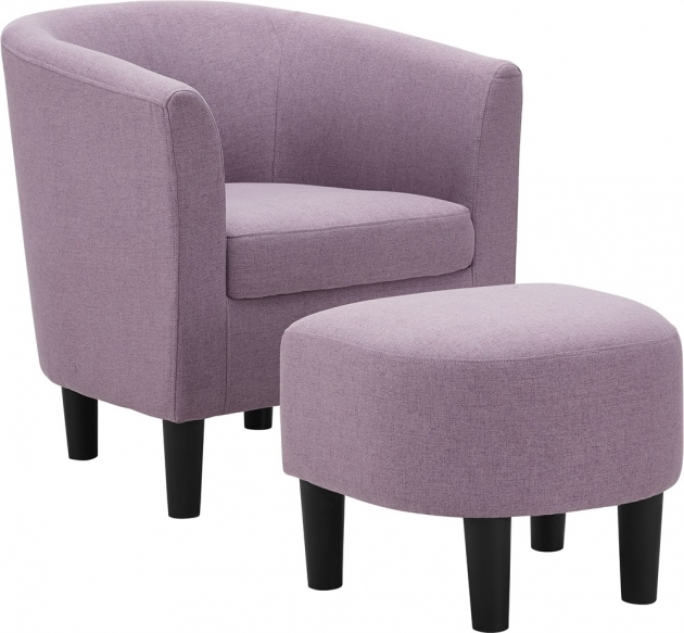 Popular Plum Accent Chair Image